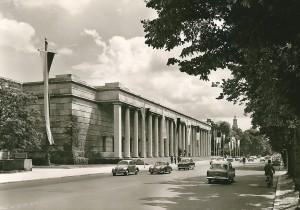 Haus der Kunst, 1950er Jahre