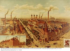 Loewenbraeu-Firmenansicht-Ansicht