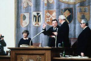 © Bildarchiv Bayerischer Landtag