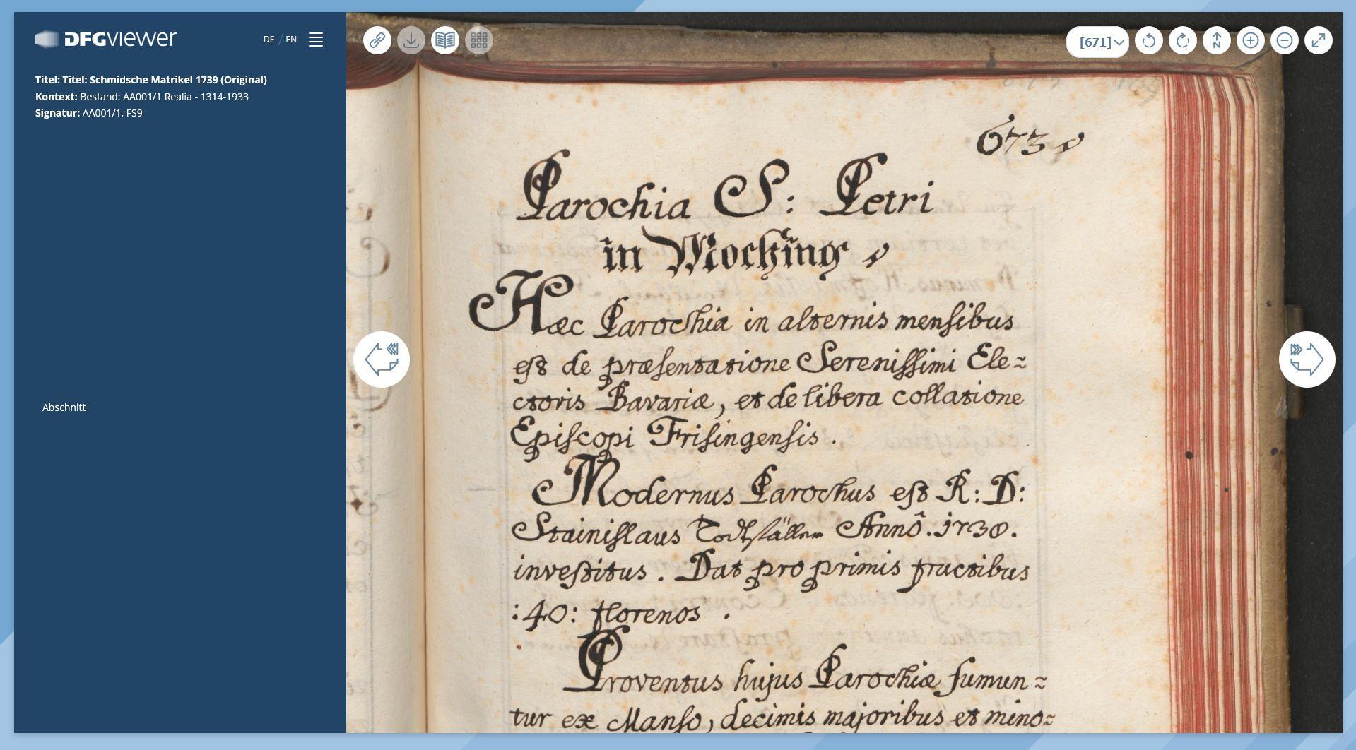 Anlasslich Des Tags Der Archive Das Digitale Archiv Des Erzbistums Auf Br Heimat Archive In Munchen