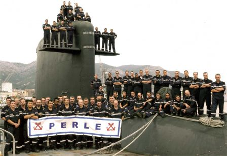 Equipage du SNA Perle