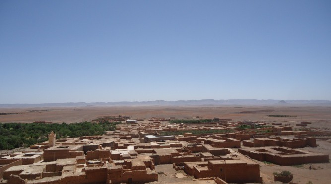 #Ouarzazate2015 : Program of 14th INTI Conference «Sustainable Development of Vulnerable Territories.»