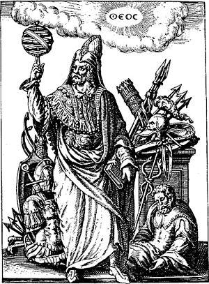 Mercurius Trismegistus de Pierre Mussard, 1675