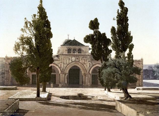 800px-Jerusalem_Al_Aqsa_Moschee_um_1900