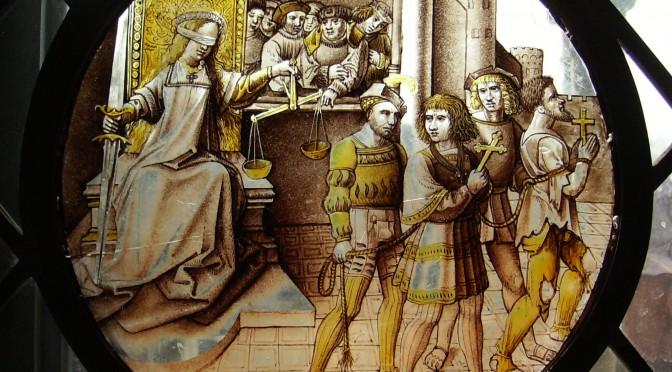 Les fondements historiques du pardon judiciaire