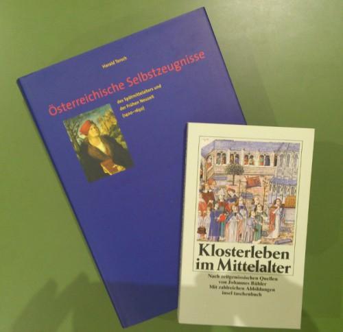 Literatur zu Martin von Leibitz