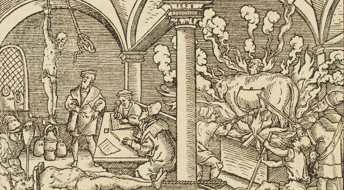 Strafrecht in der Frühen Neuzeit