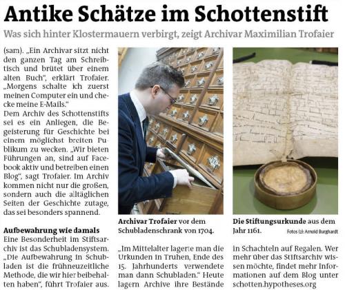 Wiener Bezirkszeitung Innere Stadt 41/2016 (12./13. Oktober 2016) 20.