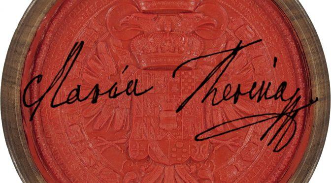 300 Jahre Maria Theresia