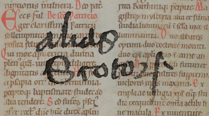 1418: Als aus Schotten »Schotten« wurden