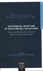 ecriturehistoire
