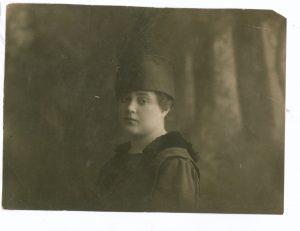 Horoschunova in älteren Jahren, Bild: Zentralstaatsarchiv der Obersten Regierungsorgane und der Verwaltung der Ukraine