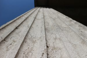 Säule vor der Musikhochschule. - Foto: Tobias Melzer