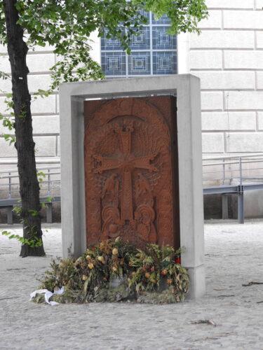 Erinnerung an den Völkermord an den Armeniern in Berlin