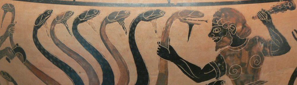 Séminaire de mythologie de l'ENS