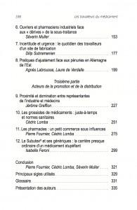 TABLE DES MATIERES p. 2