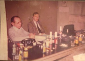 Réunion de pharmaciens administrateurs de la coopérative dans les années 1960 2