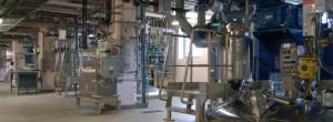 salle des réacteurs