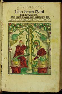 H. Brunschwig, Liber de arte Distillandi, 1500