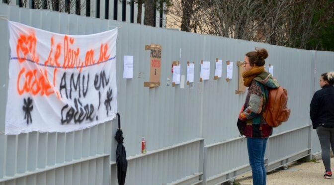À la recherche d'un point de vue étudiant sur la mobilisation contre la LPPR – Un stage au Tamis