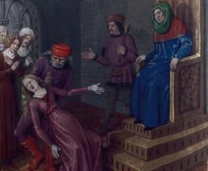 Résister à la justice, dans l'Europe médiévale et moderne