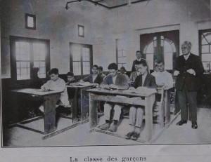 Villa Scala classe garçon