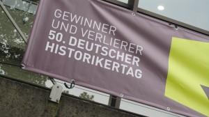 Banner Historikertag 2014