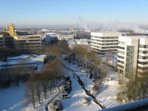 TU Dortmund, Campus Nord