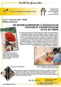 Conférence D. Burguet