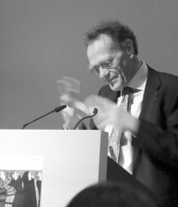 Prof. Dr. Jean-Claude Schmitt, Ringvorlesung SoSe 2015, Haus der Universität, 02.06.2015