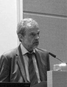 Prof. Dr. Horst Bredekamp, Ringvorlesung SoSe 2015, Haus der Universität, 01.07.2015