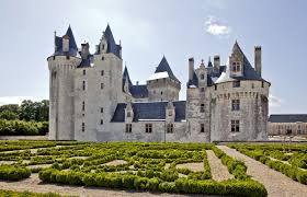 Château Coudray-Montpensier à Seuilly