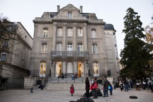 France, Val de Marne, Saint Mande, college Decroly