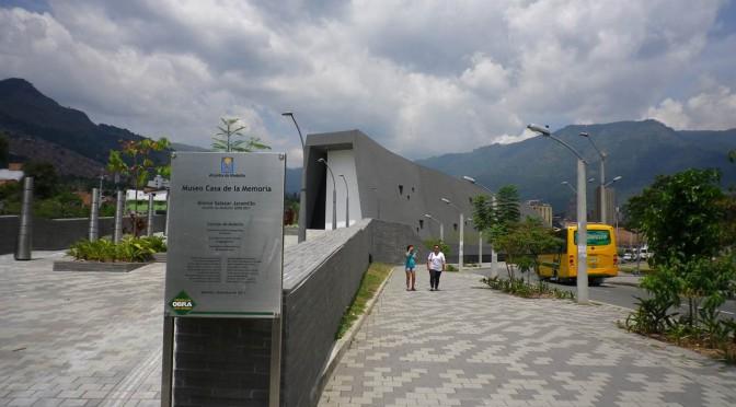 Musée de la mémoire et problématiques urbaines : le cas de Medellín
