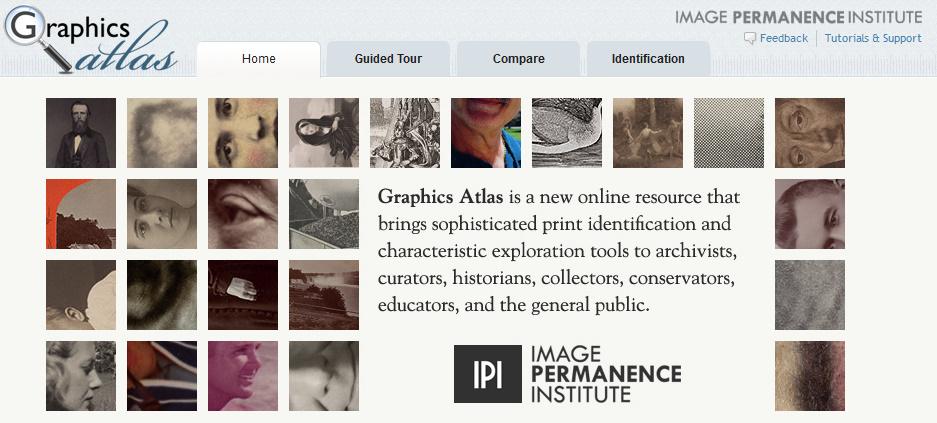 Graphics Atlas : Apprendre à regarder autrement.