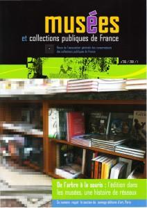 L'édition scientifique des musées en ligne – à partir des catalogues de collections.