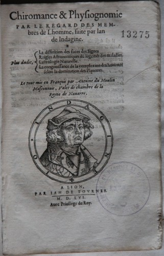 SCD Université d'Aix-Marseille – Bibliothèques de Santé Bibliothèque de Médecine-Odontologie – Res 13275/2