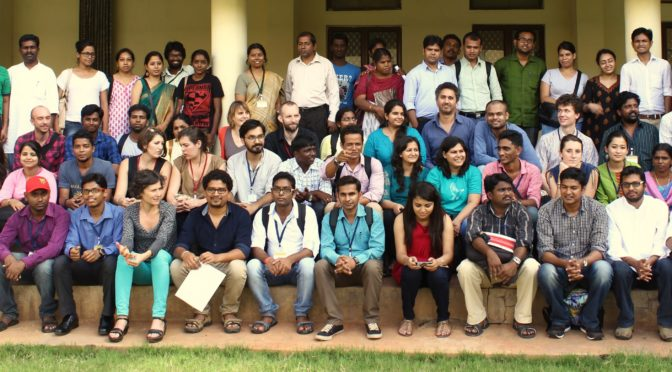 CONCEPT OF THE SOCIAL SCIENCES WINTER SCHOOL IN PONDICHERRY (SSWSP)