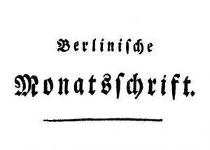 Berlinische_Monatsschrift_1783_Titel kurz