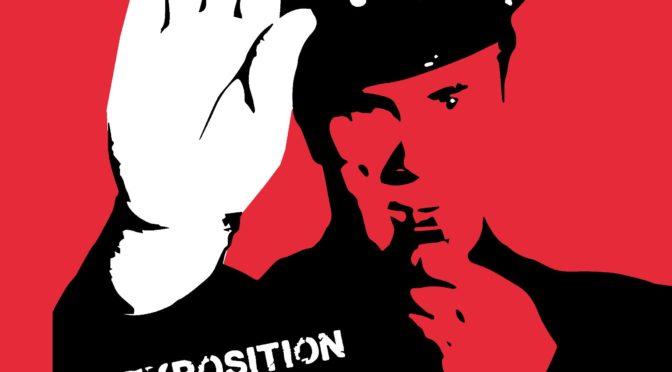 Exposition Artivisme! art et activisme à la MSH Paris Nord, 20/11-14/12/18