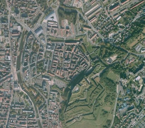 Belfort - erstellt mit Google Earth
