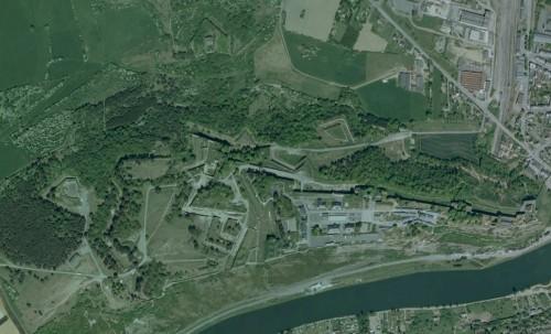 Charlemont - erstellt mit Google Earth
