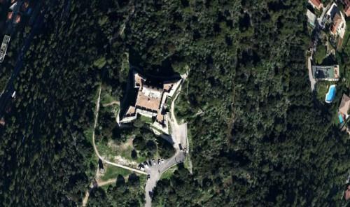 Nizza - erstellt mit Google Earth