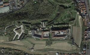 Würzburg. Quelle: Google Earth.