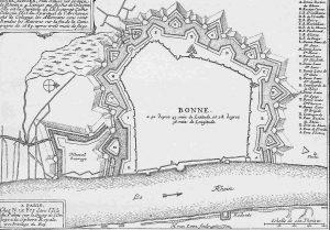 Belagerung Bonns 1689.
