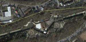 Neu-Ulm. Teilansicht. Quelle: Google Earth.