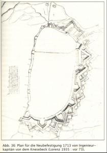 Plan von Knesebeck