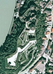 Kufstein. Quelle: Google Earth.