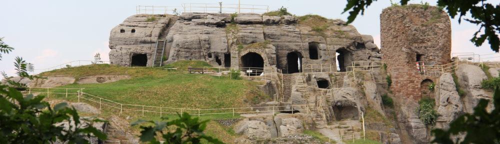 Festung Regenstein: ein Besuch