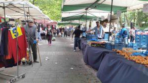 Figure 4: Nordmarkt market (Dortmund, Germany).